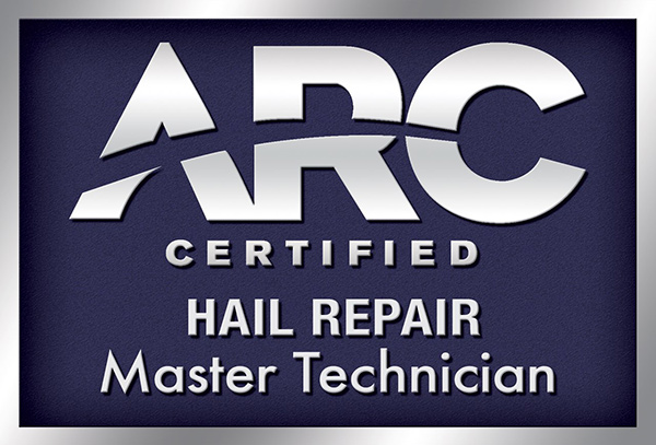 ARC Hail Repair Master Technician