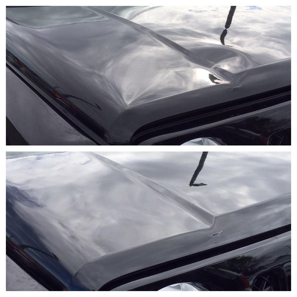 Classic Car Dent Repair